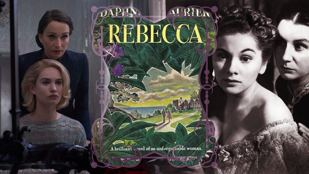 Rebecca has now twice shown there's no improving on the original
