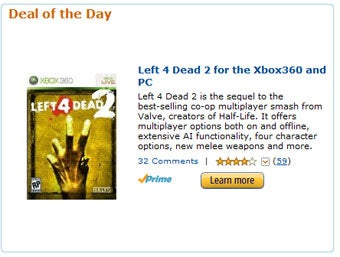 Illustration for article titled It's Xbox 360 Day In The Amazon Gold Box