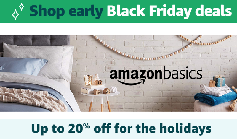 AmazonBasics Holiday Clearance | Amazon