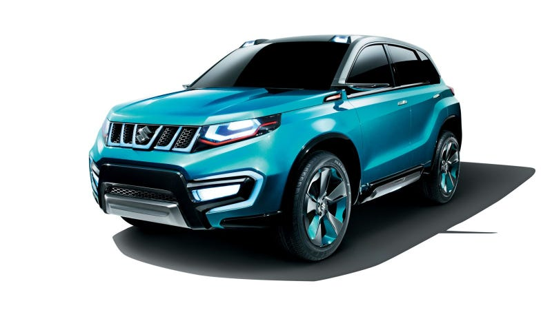 Illustration for article titled New Concepts From Suzuki At The 2013 Tokyo Motor Show