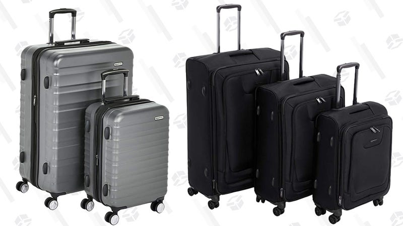 Gold Box de maletas de AmazonBasics   AmazonGráfico: Shep McAllister
