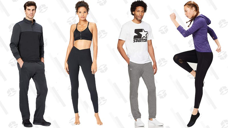 Activewear Gold Box | Amazon