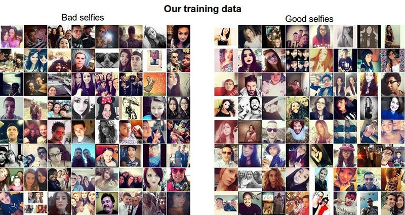 Illustration for article titled This Artificial Neural Network Will Tell You If Your Selfies Suck