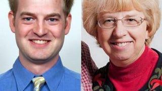Dr. Kent Brantly and Nancy WritebolTwitter