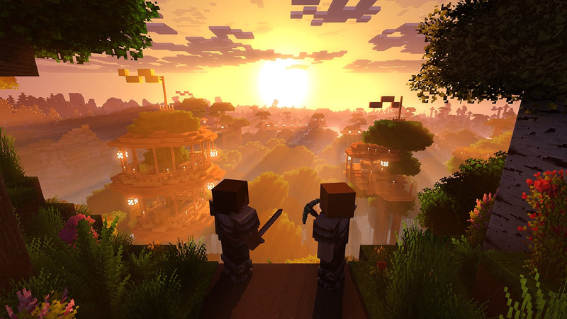 Illustration for article titled Long-Promised Minecraft Graphical Overhaul Is Canceled