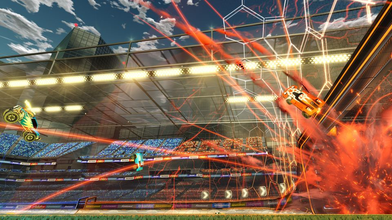 Illustration for article titled Technical Difficulties Spark Debate Over Rocket LeagueTournament Rules