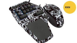 Illustration for article titled Hori's TAC3 Brings a Mouse and (Tiny) Keyboard to the PS3