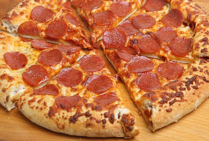 Las matemáticas lo confirman: pide la pizza más grande