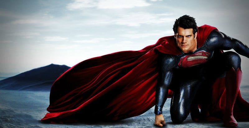 Henry Cavill as Superman in Man of Steel. Image: Google
