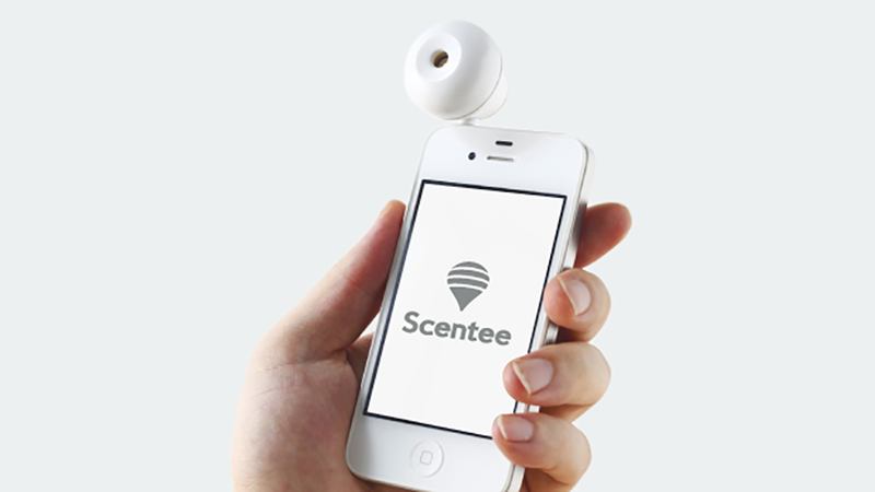 Illustration for article titled Oh Good, This Smartphone Scent Emitter Is Now Available Worldwide