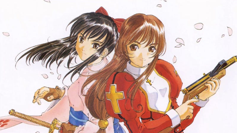 Illustration for article titled Hymn in the East, Whispers in the West - Sakura Wars Series Part 2