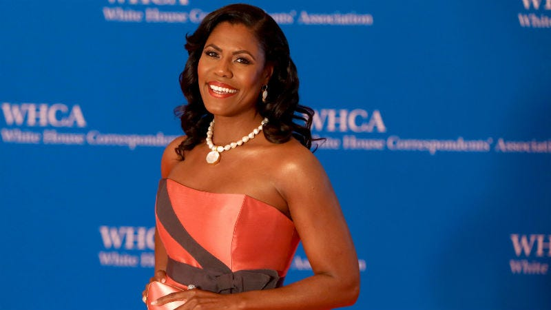 Illustration for article titled Omarosa Is Leaking