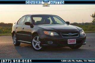 Illustration for article titled NPoCP: 2009 Subaru Legacy 2.5i auto (repost for the AM crowd)