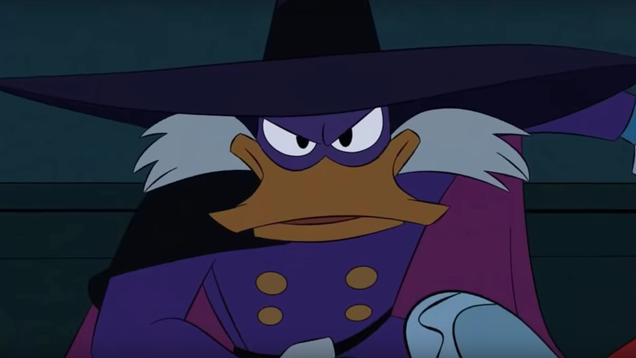 A Darkwing Duck Reboot Is Coming to Disney Plus With Seth Rogen Producing