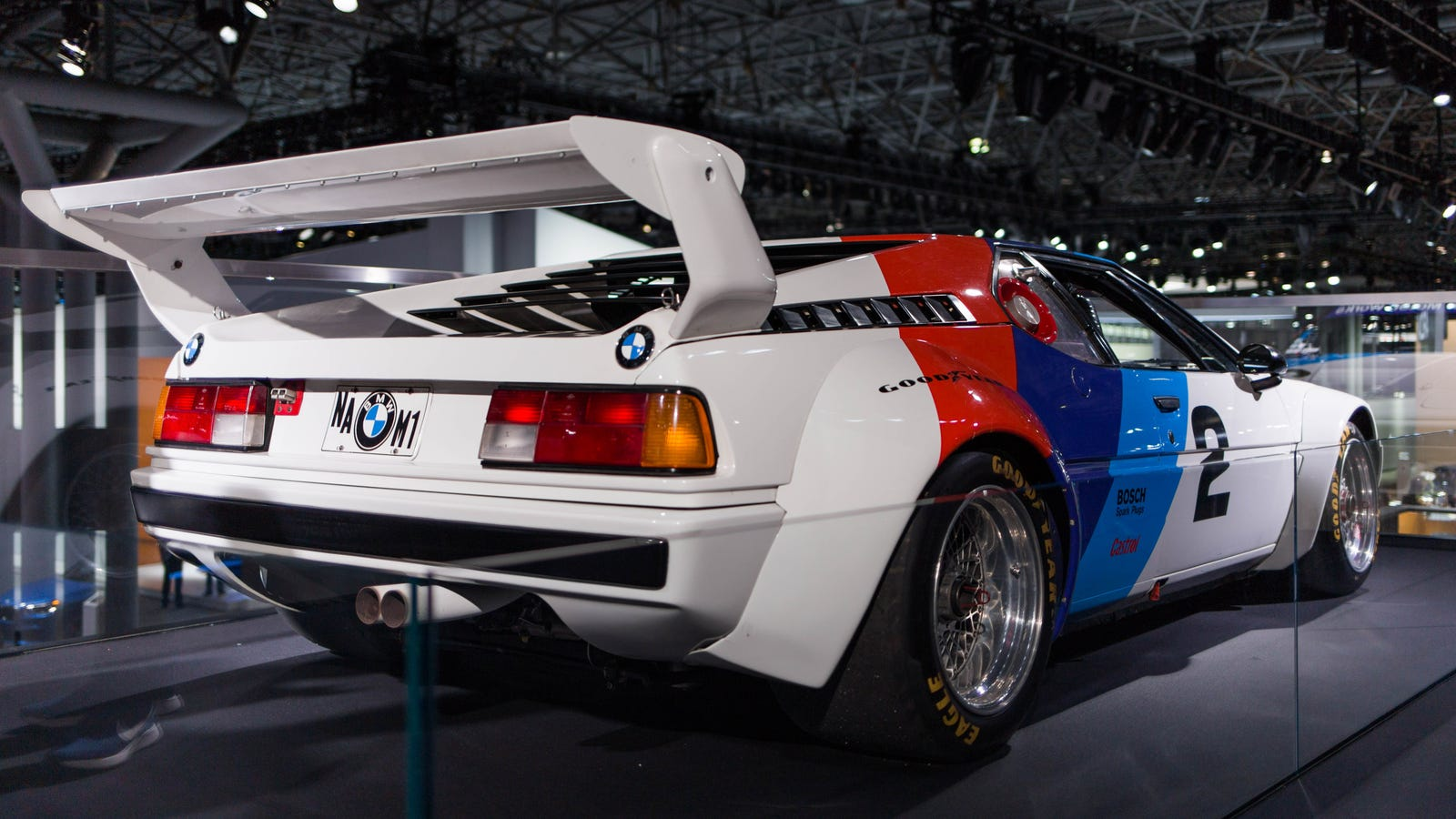 Let S Celebrate 40 Years Of The Bmw M1 Being Awesome