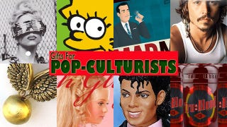 Illustration for article titled What To Buy A Pop Culture Junkie