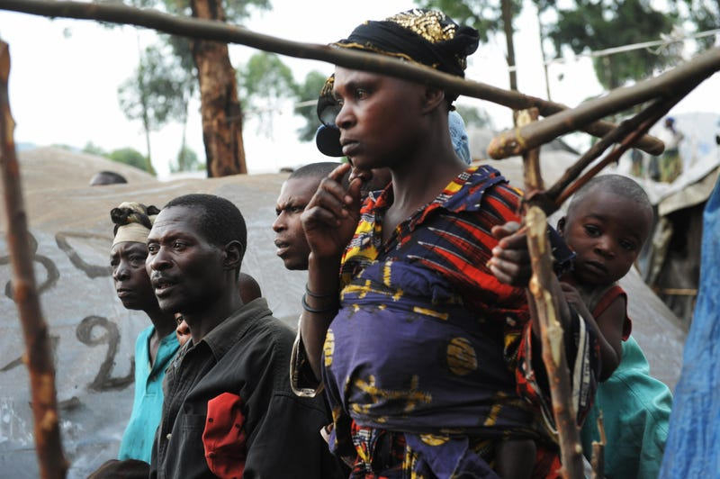 Illustration for article titled Over 1,000 Killed in E. Congo According to Aid Groups