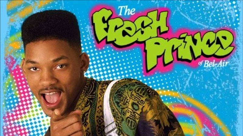 Illustration for article titled Will Smith is working on a Fresh Prince Of Bel-Air reboot
