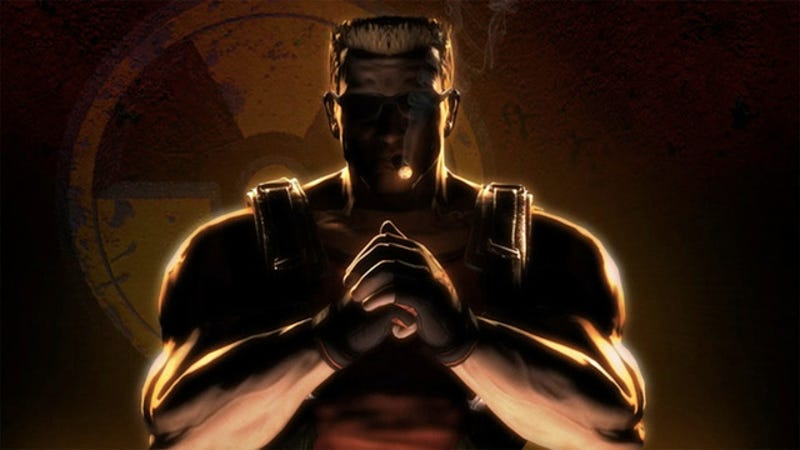 Illustration for article titled Lawsuit Seeks to Stop New Duke Nukem Game Teased by Original Studio [Update]