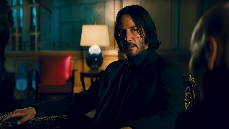 Illustration for article titled Weekend Box Office: John Wick 3 ends Endgame in a surprising victory