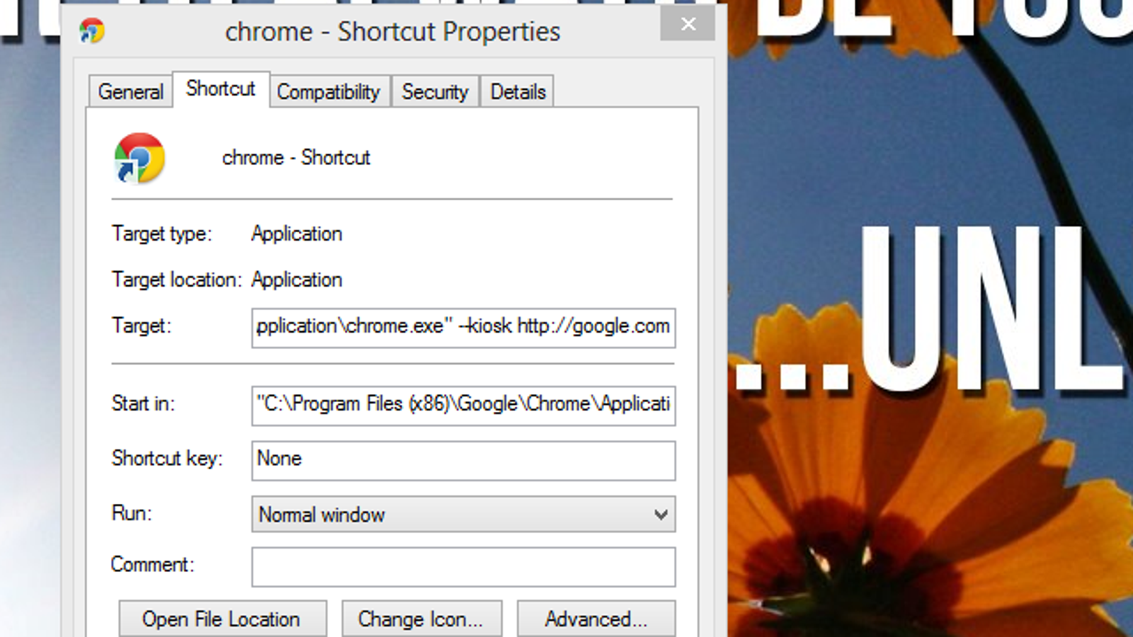 Chrome's Kiosk Mode Limits Access to Your Computer