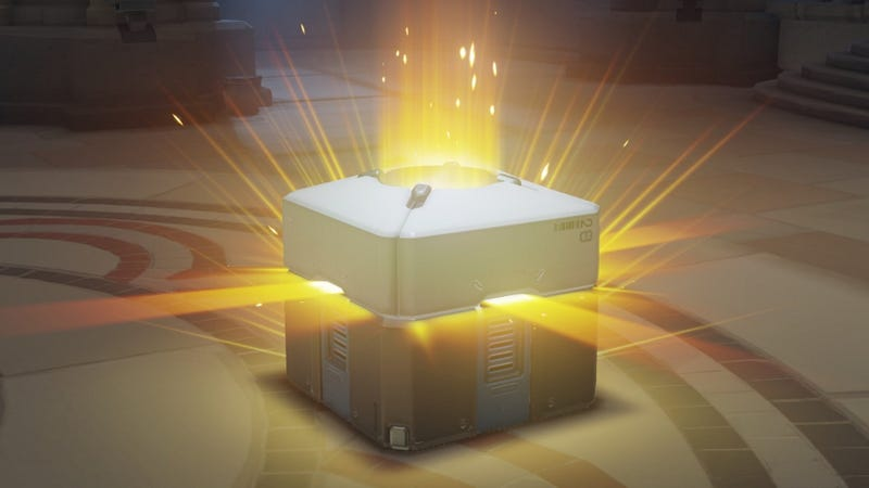 Illustration for article titled Overwatch Director Says The Game's Loot Boxes Are 'Good,' Not 'Evil'