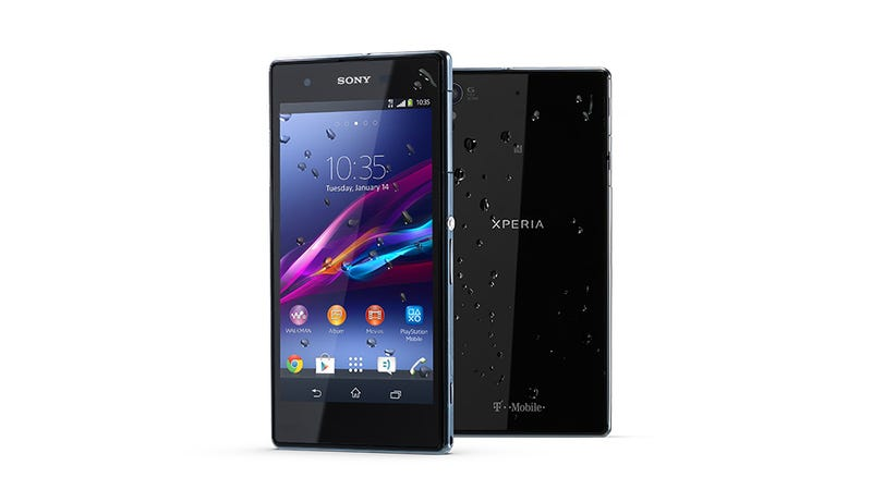 Illustration for article titled Sony Xperia Z1S: This Thing Could Be Really, Really Good