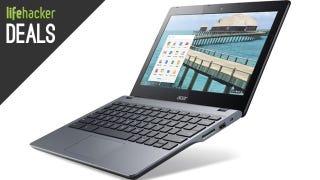 Illustration for article titled $150 Chromebook, Breville Juicer, Windows 8.1, $12 Swiffer [Deals]