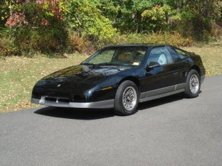 Illustration for article titled You Must Be Insane To Sell A Fiero At This Price