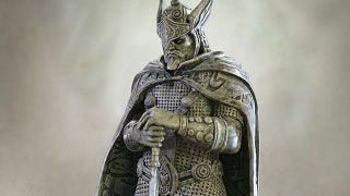 Illustration for article titled Skyrim Statue Does Not Cure Disease