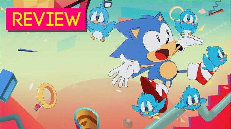 Sonic Mania: The Kotaku Review