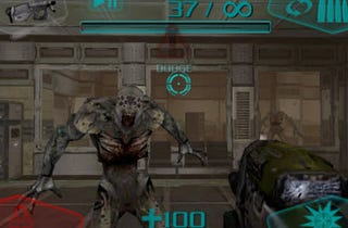 Illustration for article titled Doom Resurrection for iPhone Due Next Week; Here's the Trailer