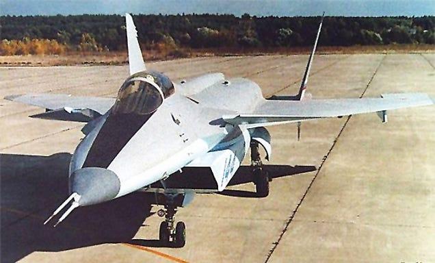 MiG 1.44 Review by Phil Brandt (Zvezda 1/72)