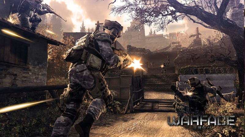 Illustration for article titled Crysis Creator's Latest Game Is An Online Shooter