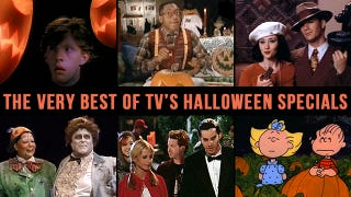 Illustration for article titled Scary-Good TV: The Best Halloween Specials Ever