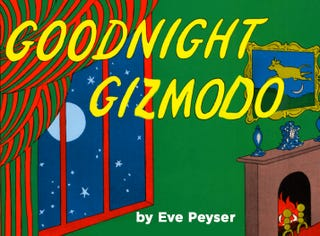 Illustration for article titled Good Night, Gizmodo