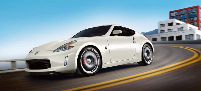 Illustration for article titled Oh, Good: The Nissan 370Z Gets Speaker Engine Noises Now
