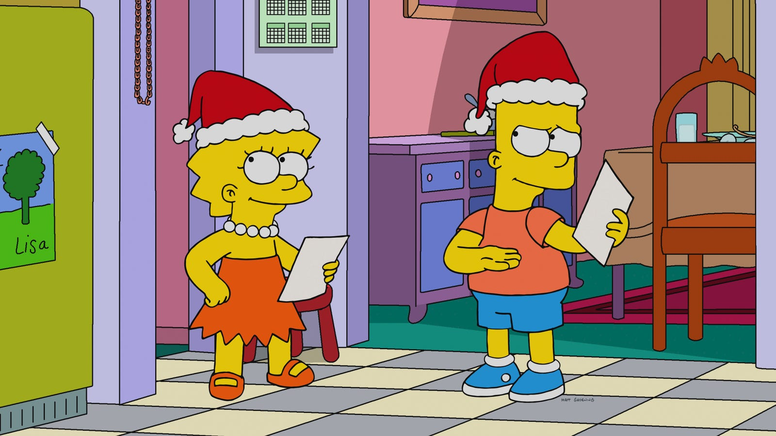 Fox to celebrate the holidays by re-airing the very first Simpsons episode later this month