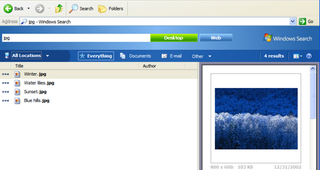 Illustration for article titled Improve Your Windows Desktop Search with Windows Search 4.0 Preview