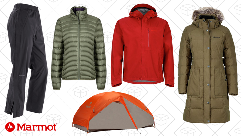 25% off all Marmot gear