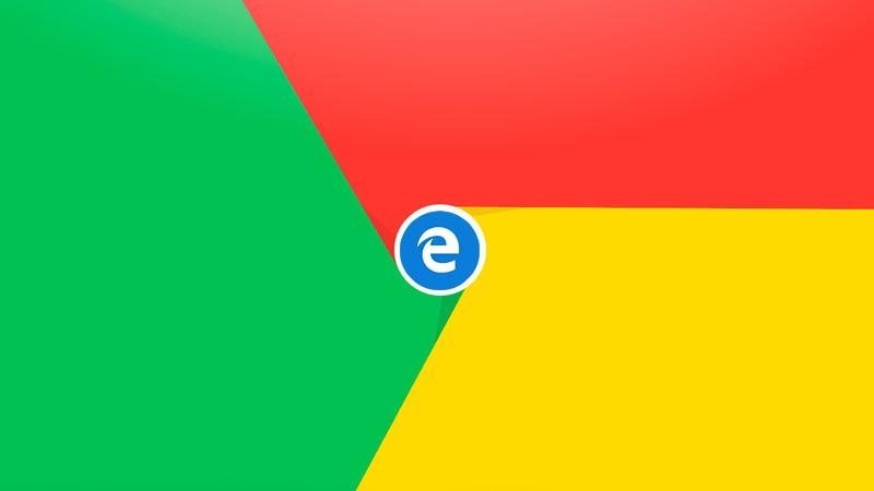Illustration for article titled Microsoft ha perdido 331 millones de usuarios de sus navegadores en 2016, y la culpa la tiene Chrome