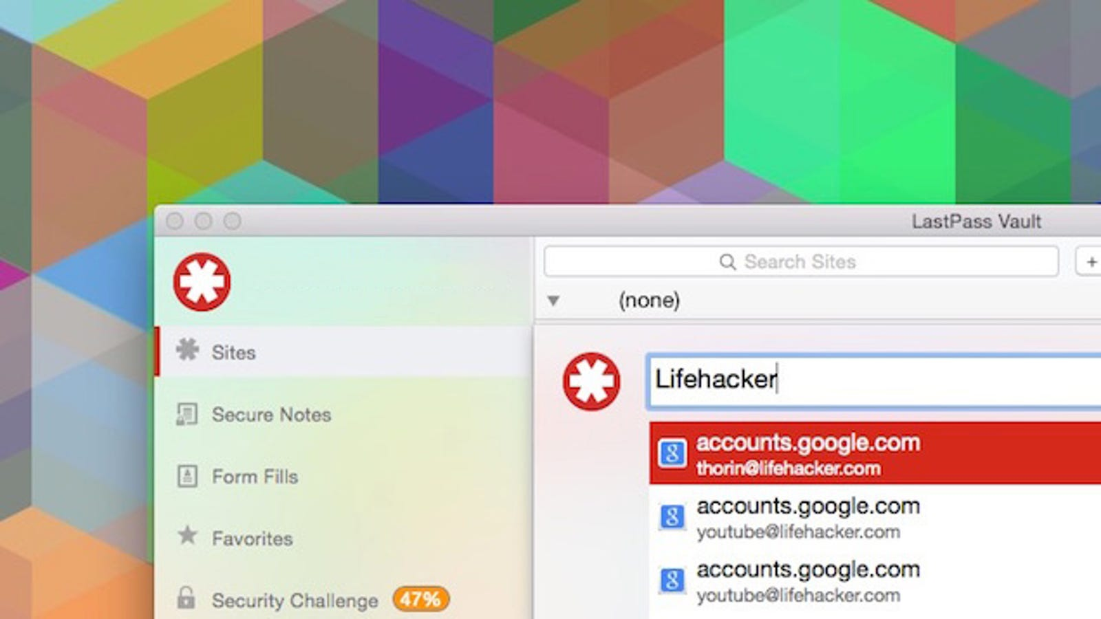 Lastpass Is Now Available as a Dedicated Mac App