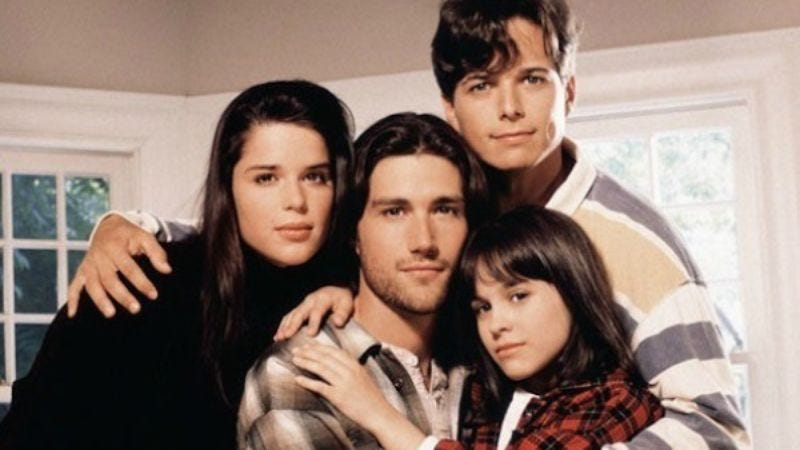 Illustration for article titled Party Of Five is the great forgotten drama of the '90s