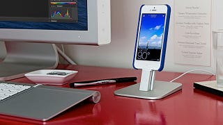 Illustration for article titled The HiRise Is an Adjustable and Elegant Stand for the iPhone and iPad Mini