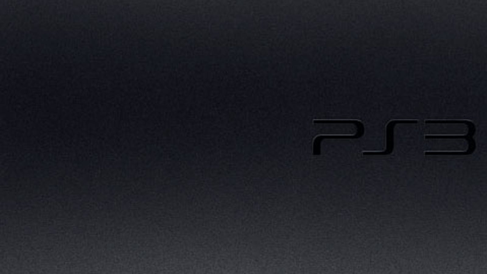 Sony Explain Why The PS3 Slim Has No Backwards Compatibility