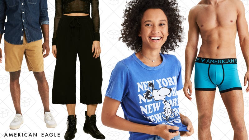 Up to 70% off select styles | American Eagle