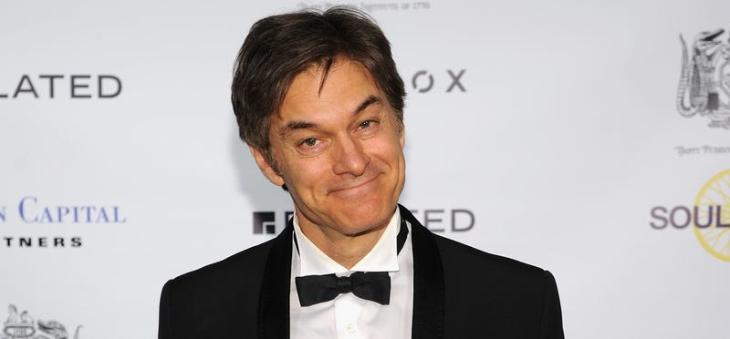 Illustration for article titled Dr. Oz will declare on hugely popular TV show that he's being silenced