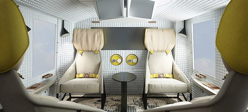 Illustration for article titled This Lovely Living Room Could End Up Inside a Helicopter