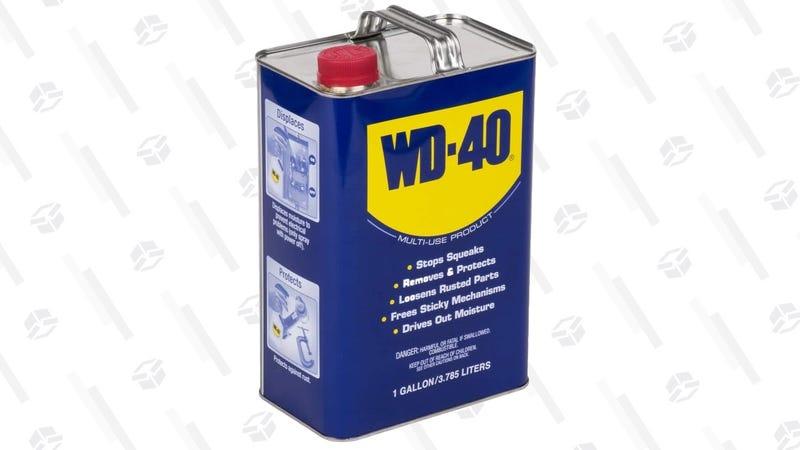 1 Gallon WD-40 | $14 | Amazon
