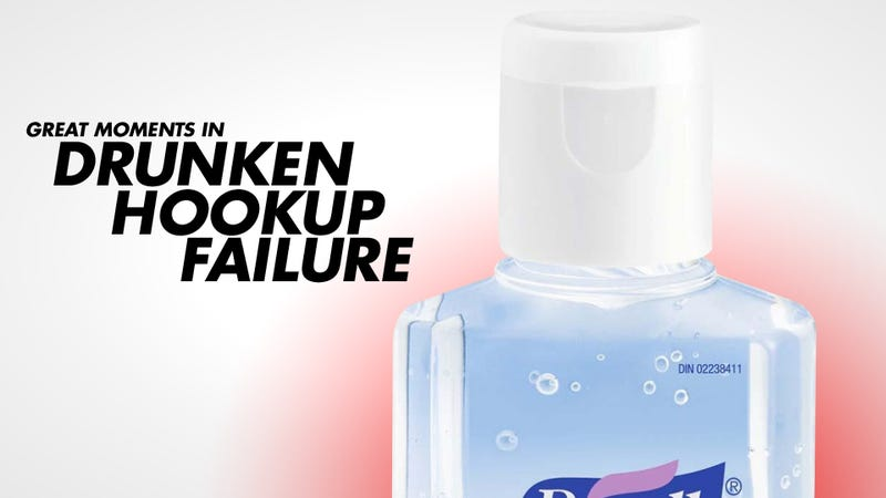 Illustration for article titled Cockblocked by Purell!